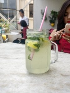 picture of virgin mojito