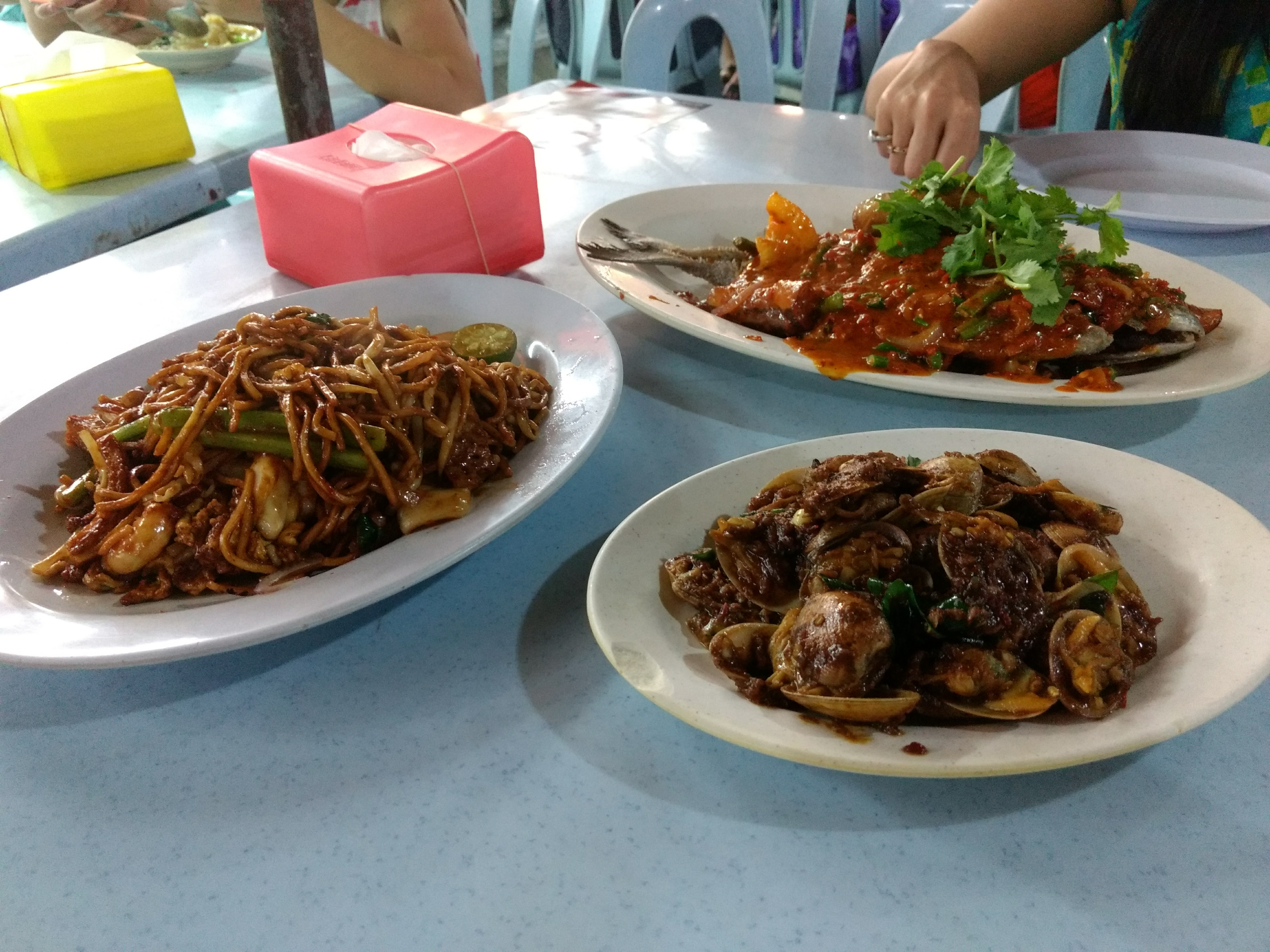 Picture of food in Jalon Alor
