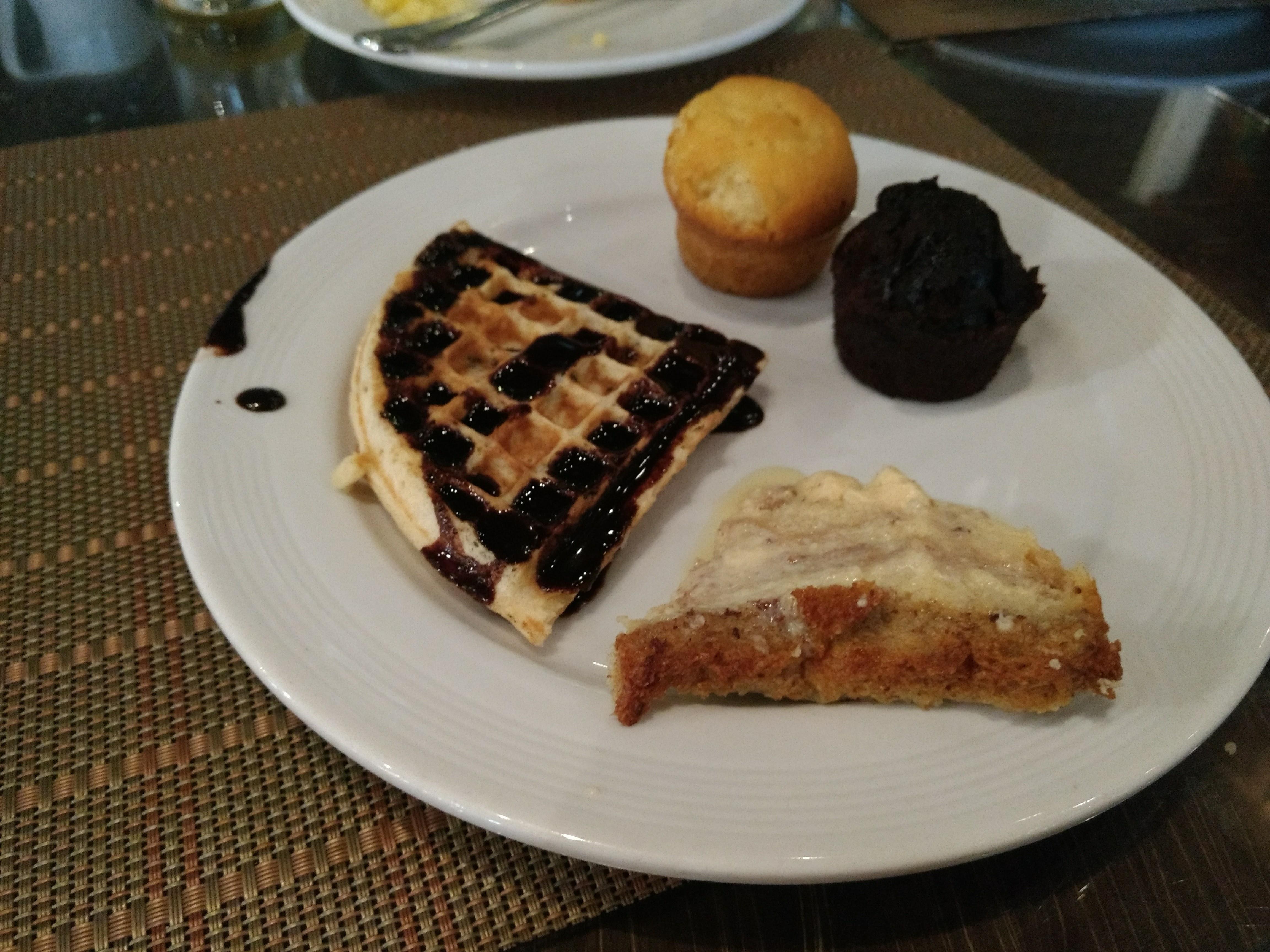 Breakfast picture of meritus pelangi