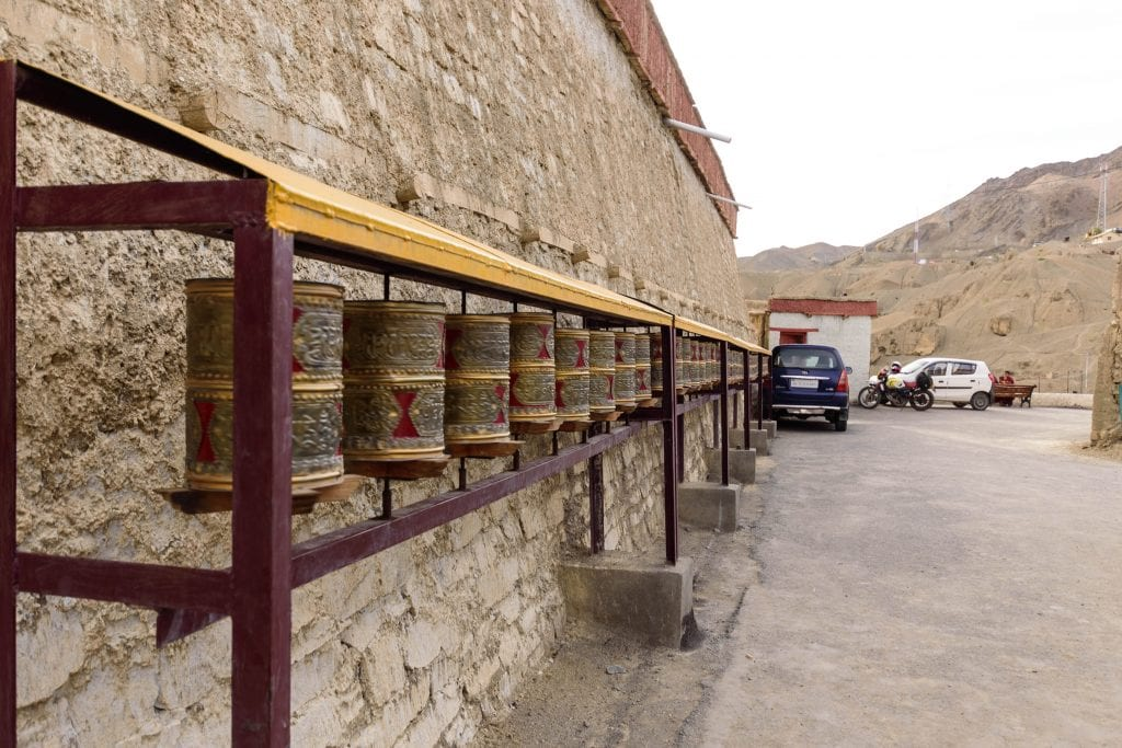 Picture of Lamayuru Monastery