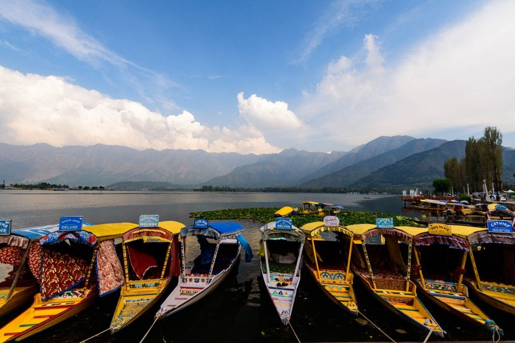 Picture of Dal Lake