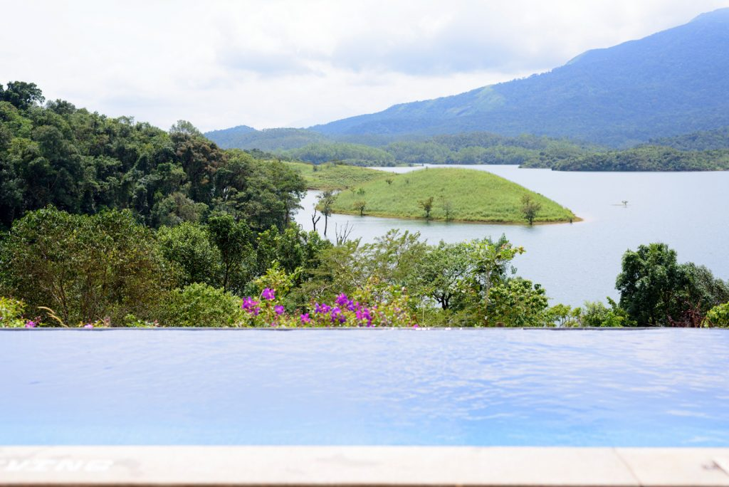 Polol villa View from Contour Island Resort & Spa